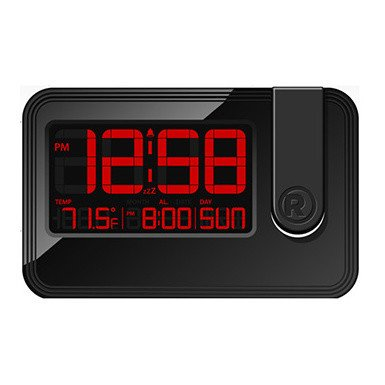 radioshack-projection-clock
