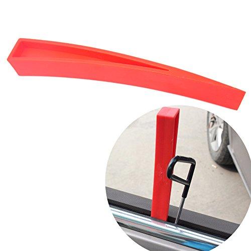 WHDZ Paintless Dent Repair Rods 16pcs Auto Body Dent Repair Hail Damage Removal Tools Paintless Dent Repair Rods Tool for Car Dent Ding Removal by WHDZ (Image #6)