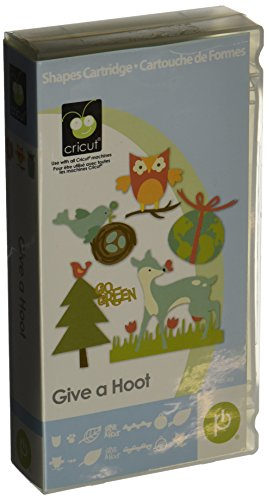 Cricut Cartridge, Give a Hoot ()
