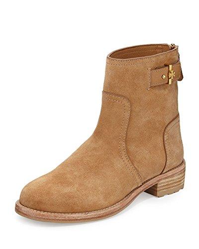 Tory Boot Suede Tuscan Burch Tan Ankle Selena vvSxfgwq7