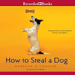 How to Steal a Dog Audiobook