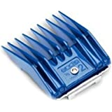 Andis Plastic Universal Snap-On Small Clipper Comb, Size 2, 3/8-Inch Cut, 10mm