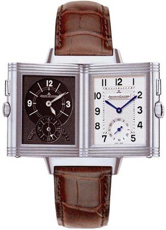 Mens Reloj Jaeger LeCoultre Reverso Duo q2718410 por Jaeger-LeCoultre: Amazon.es: Relojes