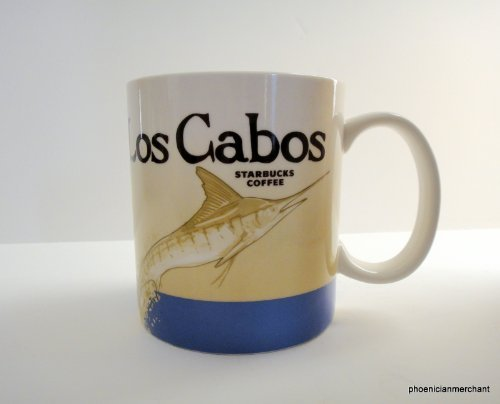 - Starbucks Los Cabos Baja California Mexico Starbucks Icon Global Collector Series Mug