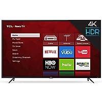 Rakuten.com deals on TCL 65S401 65 4 Series 4K UHD Roku Smart TV