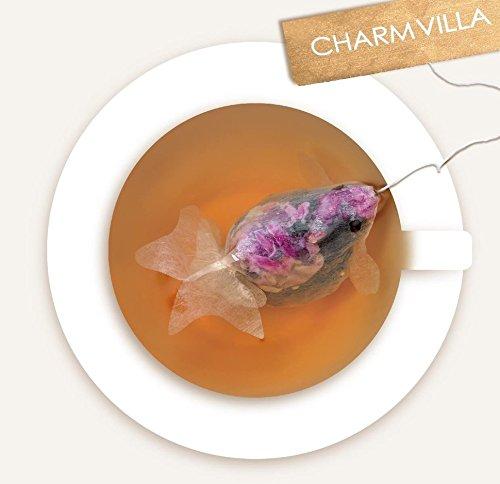 Goldfish Tea Bag (Single Bag, Ruby Black