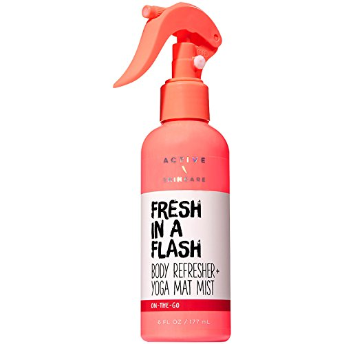 Bath and Body Works ON-THE-GO Fresh In A Flash (Body Refresher & Yoga Mat Mist) 6 Ounce