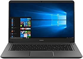 "Huawei Matebook D Notebook, 15.6"" FHD, I5-7200U, 8GB, SDD 256 GB, Windows 10 Home"