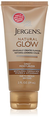Jergens Natural Glow Daily Moisturizer, Fair to Medium Skin