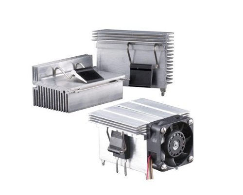 Heat Sinks HEATSINK FOR TO-247 TO-264 10 pieces