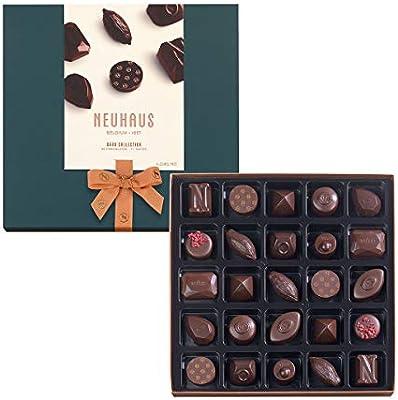 Neuhaus Chocolate Dark Collection, 25 Assortment Pieces, 9 28 oz