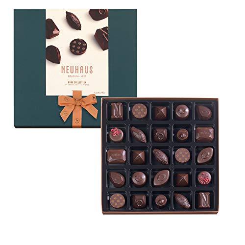 (Neuhaus Chocolate Dark Collection, 25 Assortment Pieces, 9.28 oz)