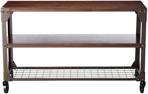 247SHOPATHOME sofa-tables, Walnut