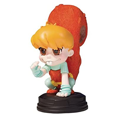 Marvel Squirrel Girl Animated Toy Figure Statues: Gentle Giant: Toys & Games