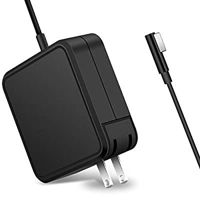 LINKMARK 60W Power Adapter Laptop Charger with L-tip Magnetic Connector for MacBook and 13-inch MacBook Pro (Before Mid 2012) Black by LINKMARKINC