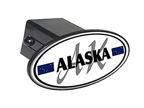 Bicycle 1.25 Share the Road Euro Oval Tow Trailer Hitch Cover Plug Insert 1 1//4 inch Graphics and More