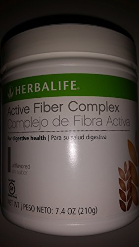 Herbalife Active Fiber Complex - Unflavored 7.4 Oz Large