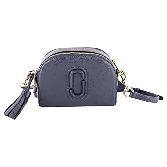 Marc Jacobs Women's Shutter Small Camera Bag Blue Sea One Size