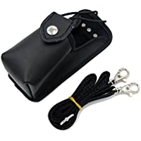 SUNDELY® Waterproof Imitation Leather Carrying Case Holder Pouch for Motorola Radio HT1000 JT1000 MT2000 PR1500 XTS2500