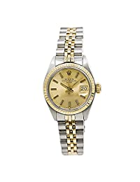 Rolex Datejust automatic-self-wind womens Watch 6917 (Certified Pre-owned)