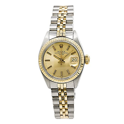 Rolex Datejust automatic-self-wind womens Watch 6917 (Certified Pre-owned) by Rolex