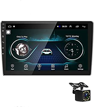 Camecho Android Car Radio Gps Navigation Radio 2 Din 10 Elektronik