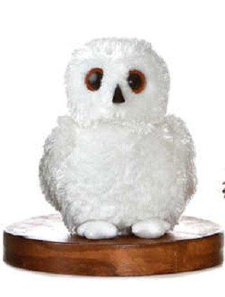 (Barn Owl Puppet)