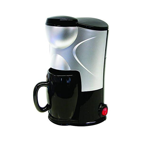 417fQJa1tTL Carpoint 0510190 Kaffeemaschine Just 4 You 12V 170W 150ml