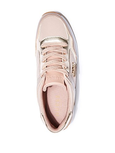 Guess Factory Womens Gilda Quilted Low-Top Sneakers GuessFactory cf76c0ff02