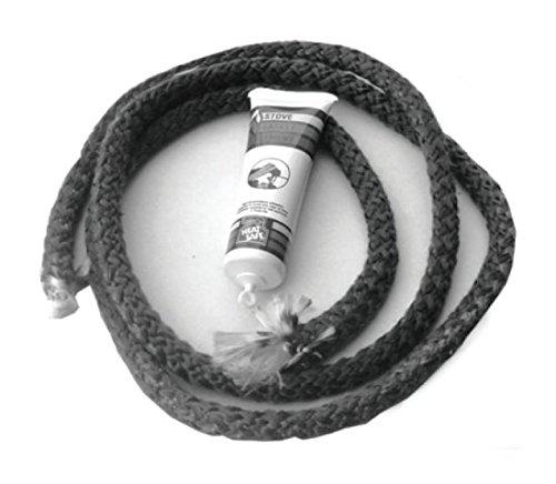 Breckwell Pellet Door Rope Gasket Kit P2700 - 15-1018 fc - C-G-50