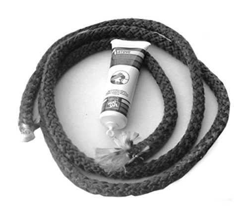 Breckwell Pellet Door Rope Gasket Kit P22I - 15-1018 fc C-G-50