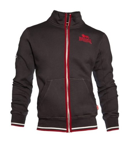 Lonsdale Worthing - Chaqueta Hombre, Gris (anthrazit), XX-Large (Talla