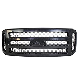OE Replacement Ford Super Duty Grille Assembly (Partslink Number FO1200472)