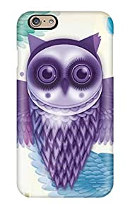 Brand New 6 Defender Cases For Iphone (colorful Owl)