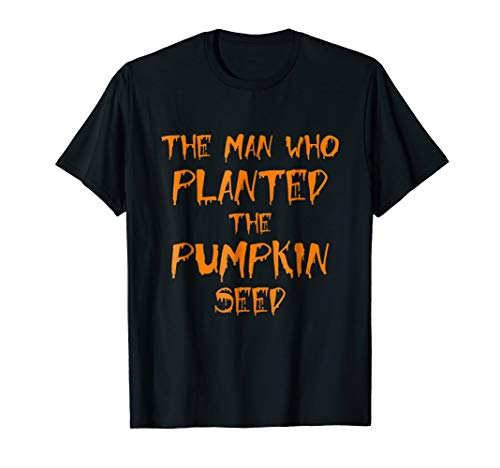 Halloween Pregnancy announcement shirts for