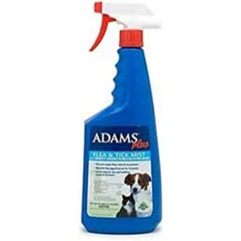 Amazon Com Adams Plus Pyrethrin Dip For Dogs And Cats 4