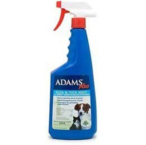 Adams Plus Flea & Tick Mist with Precor, 32-ounce