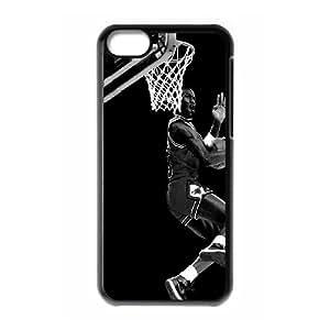 Michael Jordan Lanyard Jumpman Logo for Iphone 5c Case ATR041545