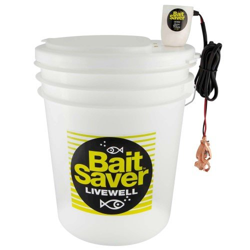 Bait Saver Livewells W/ Mounting (Bait Mounting)