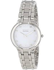 Citizen Womens EM0130-54A  Eco-Drive Bella Diamond-Accented Bracelet Watch
