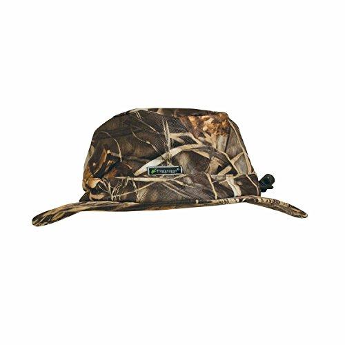 Frogg Toggs Waterproof Breathable Bucket Hat, Realtree Max5, Adjustable