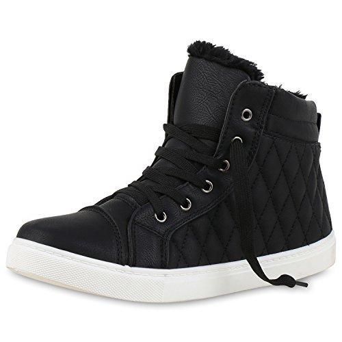 diansen® running Flyknit Boost inspirado entrenador Fitness gimnasio deportes zapatos (tamaño 6–�?1) negro acolchado