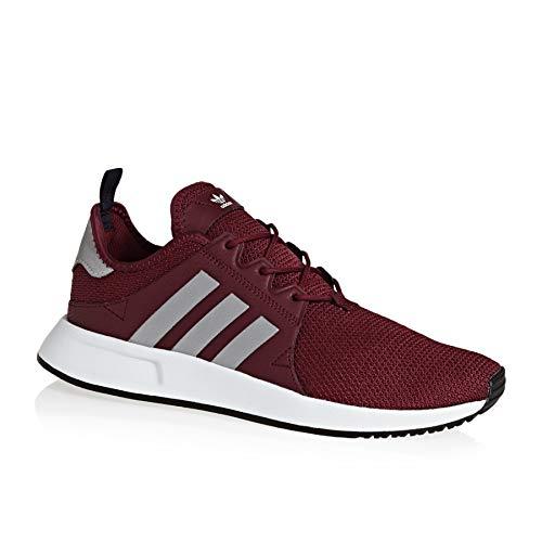 adidas Originals X_PLR Shoes 9.5 B(M) US Women / 8.5 D(M) US Collegiate Burgundy/Silver Met./Collegiate Green
