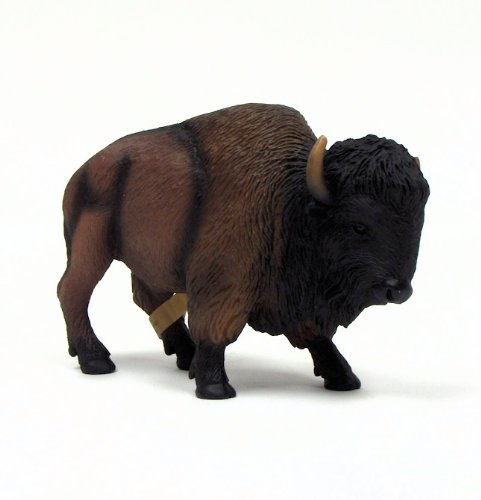 Buffalo Figurine - 5