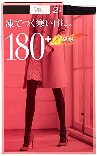[아츠기(Atsugi)] 타이츠 180D 【일본제(MADE IN JAPAN)】 아 쯔기 스타킹 (ATSUGI TIGHTS) 180 데니아 2 켤레 세트  여성