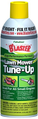 B'laster 16-SET Advanced Small Engine Tune-Up - 11-Ounces (Spray Blaster)