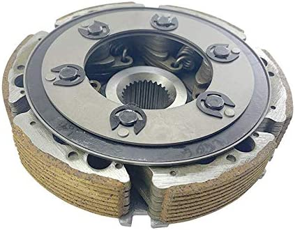 Grizzly 500 2009 Grizzly 550 2009-2013 Wet Clutch Fit Yamaha Grizzly 700 YFM700 2007-2015 Rhino 700 2008-2012