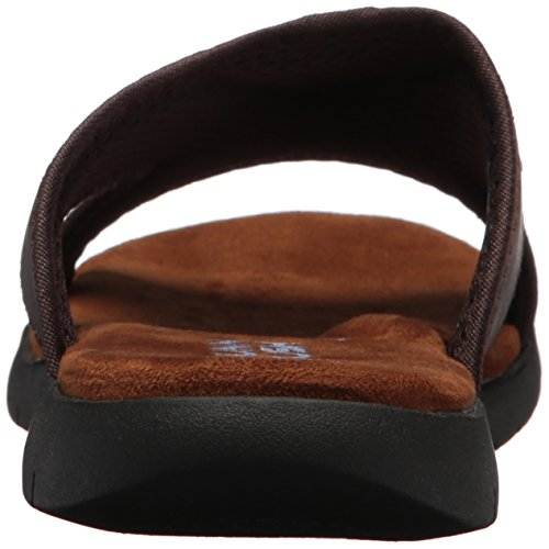 Nunn Bush Mænds Rio Grande Slide Sandal Tan 3TzE5eObn