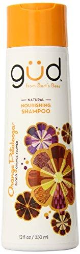 Gud Orange Petalooza Natural Nourishing Shampoo, 12 Fluid Ounces