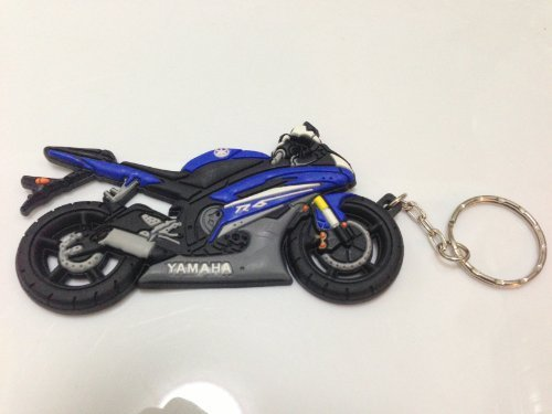 (Motor_pro Key Chain Key Ring for Yamaha YZF R6 R6s)